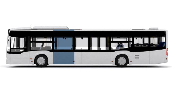 Solobus Trafficboard Verkehrsseite 14/1