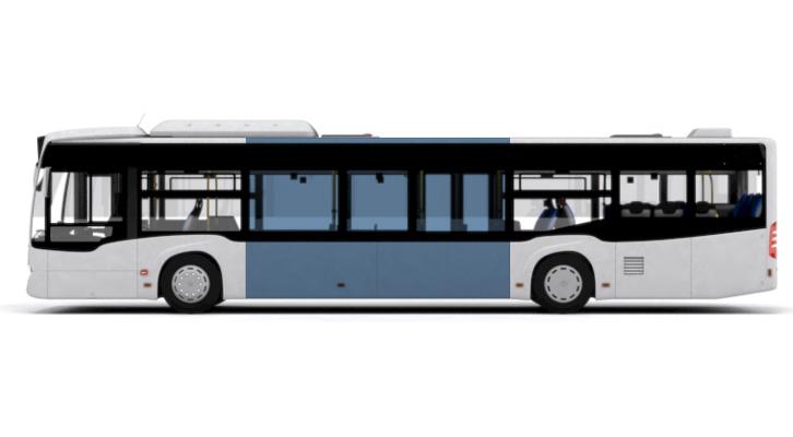 Solobus Trafficboard Verkehrsseite 18/1