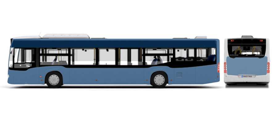 Solobus komplett